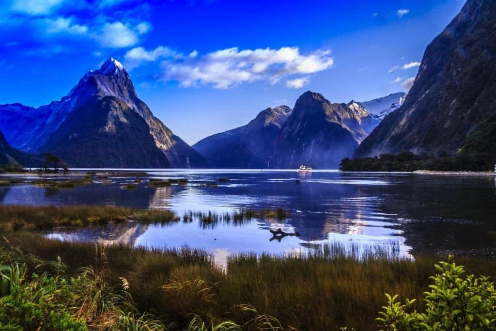 Milford Sound natural world wonder