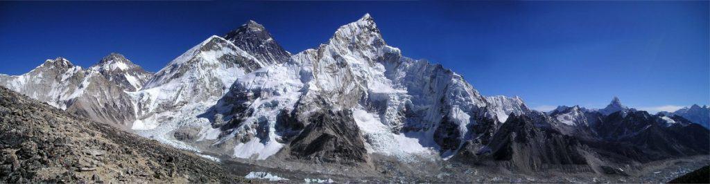 Mount Everest natural world wonder