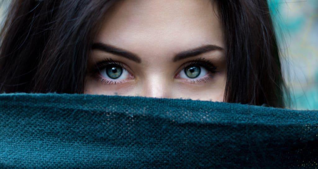 Natural beauty eyes