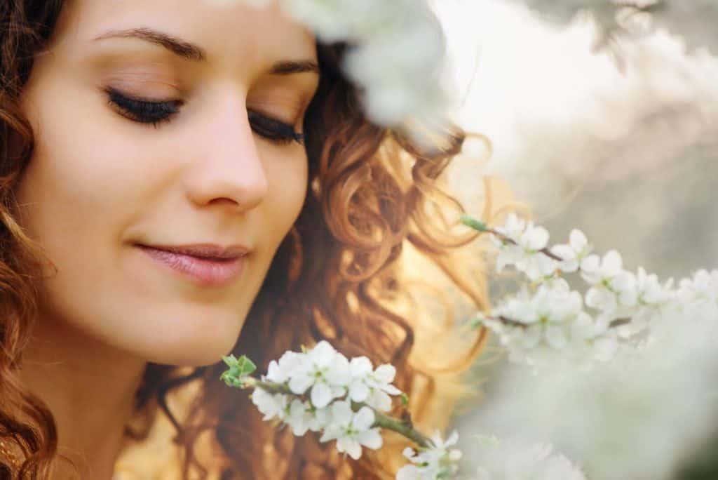 Natural inner beauty.