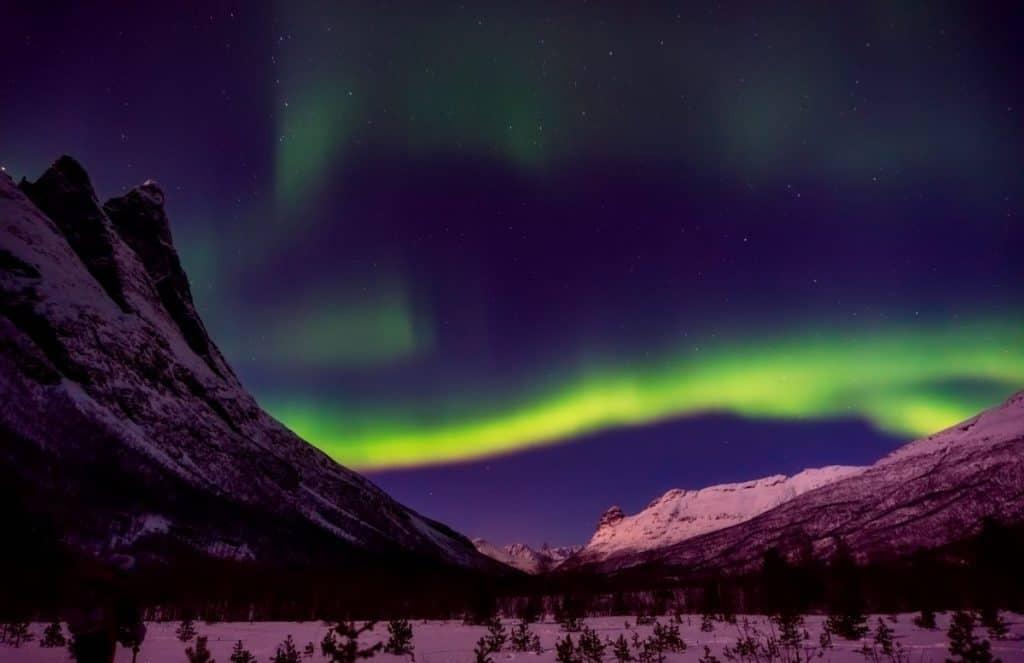 Natural phenomena in the world