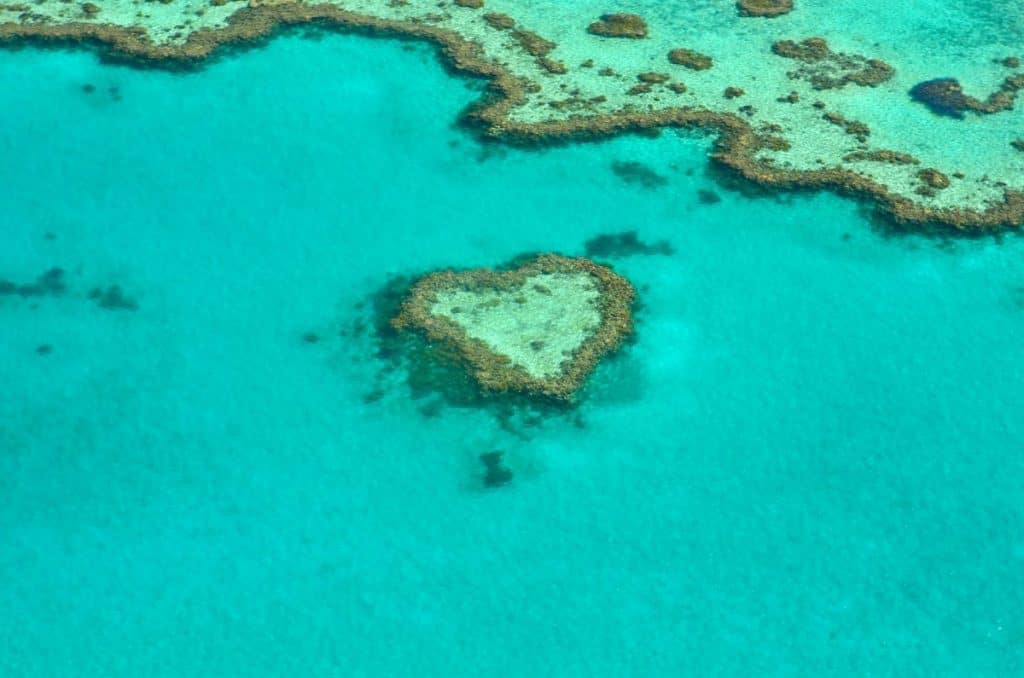 Natural World Wonder Great Barrier Reef