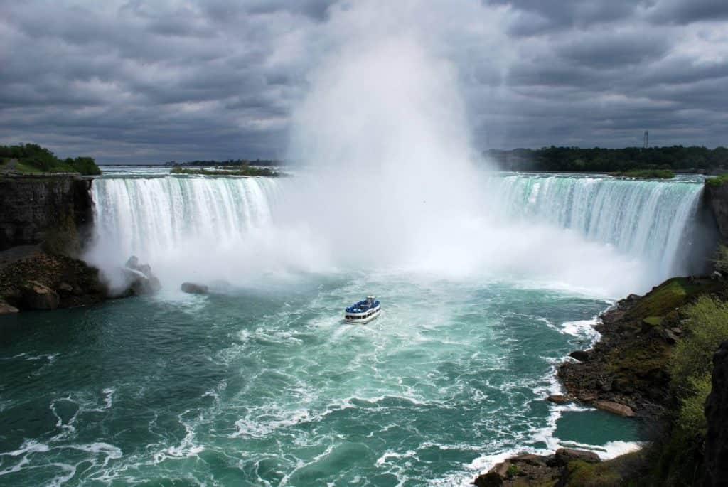 Natural world wonders Niagara Falls