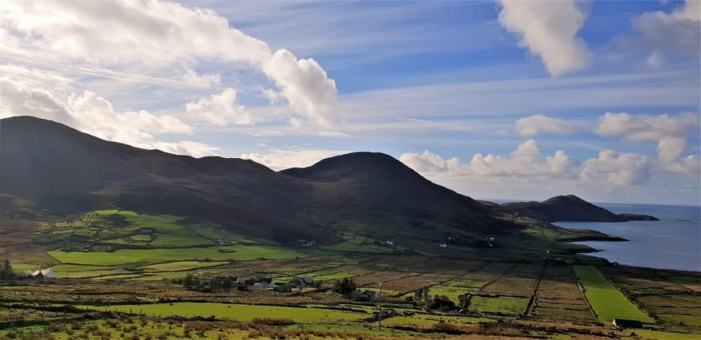 Natural world wonders Ring of Kerry