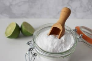 baking soda in natural deodorant