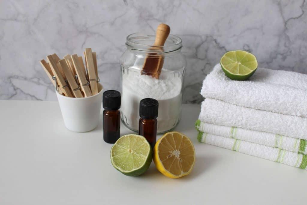 natural deodorant ingredients