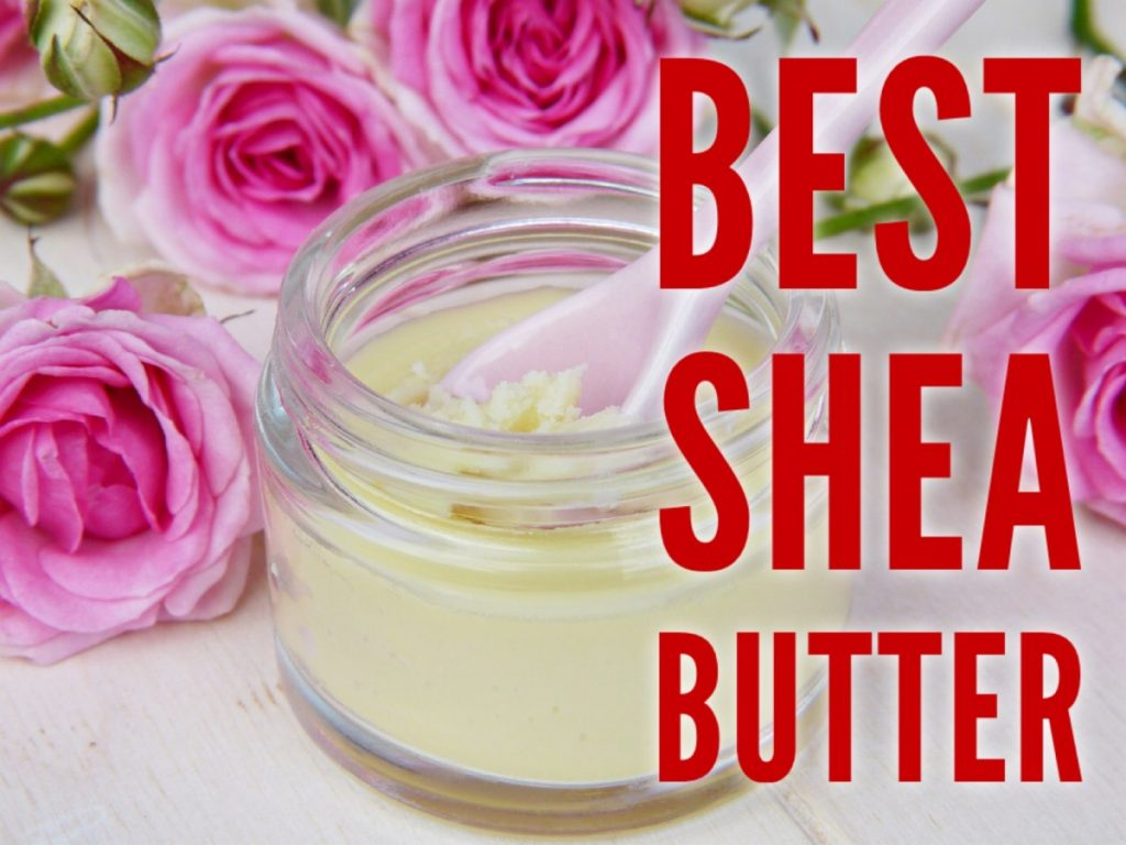 best shea butter for hair and skin