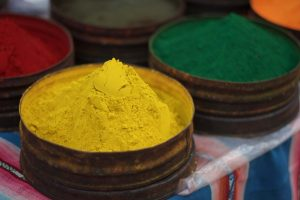 what are natural soap dyes and colorants?