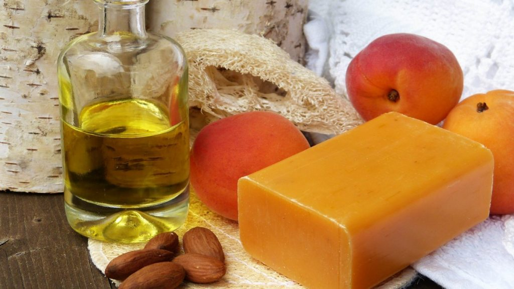 What is saponification in soap making?