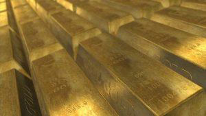Gold antiviral activity