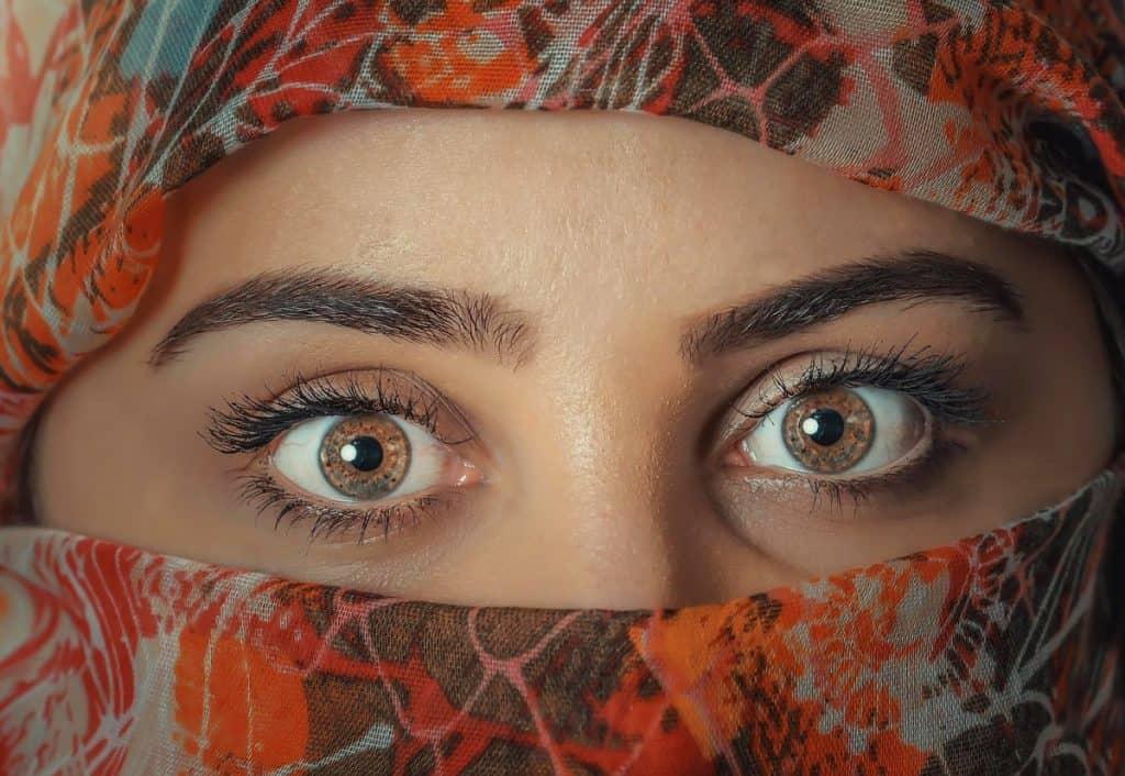 big eyes more attractive